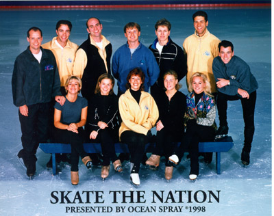 Skate the Nation cast members